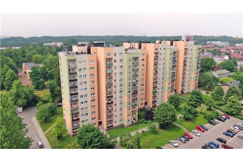 Mieszkanie na parterze - Sprzedaż - Katowice, Polska - 84 - 800041001-670