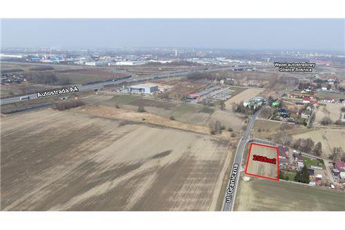 Nieruchomość gruntowa - Sprzedaż - Przyszowice, Polska - 18 - 800041001-672