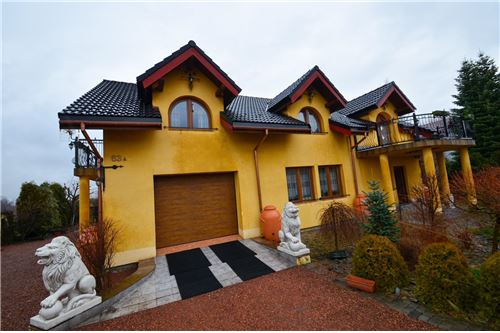 House - For Sale - Ustron, Poland - Przód domu - 800061070-16