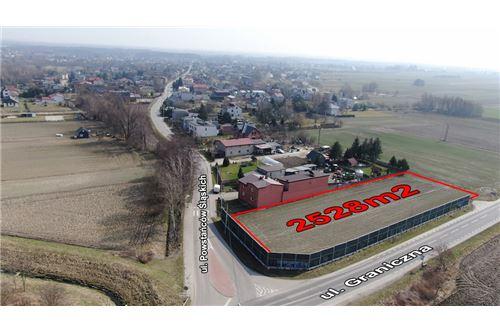 Nieruchomość gruntowa - Sprzedaż - Przyszowice, Polska - 31 - 800041001-672
