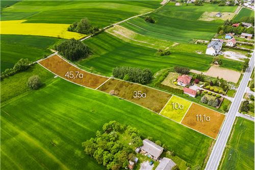भूमि - बिक्री के लिए - Nowa Wieś, Polska - 26 - 800241006-9