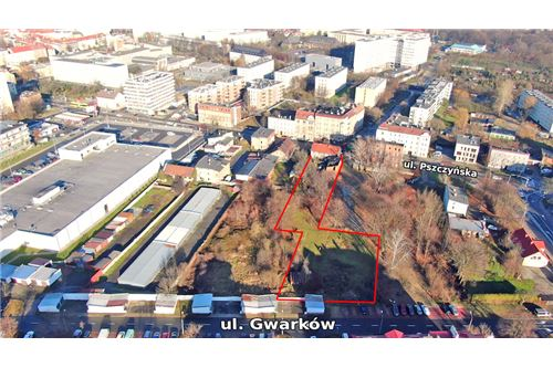 Nieruchomość inwestycyjna - Sprzedaż - Gliwice, Polska - 21 - 800041001-662