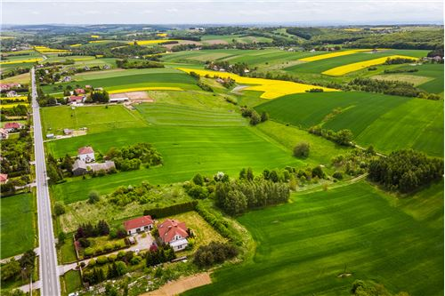 भूमि - बिक्री के लिए - Nowa Wieś, Polska - 42 - 800241006-9