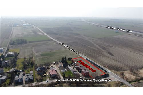 Nieruchomość gruntowa - Sprzedaż - Przyszowice, Polska - 20 - 800041001-672