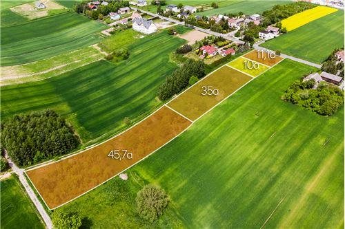 भूमि - बिक्री के लिए - Nowa Wieś, Polska - 25 - 800241006-9