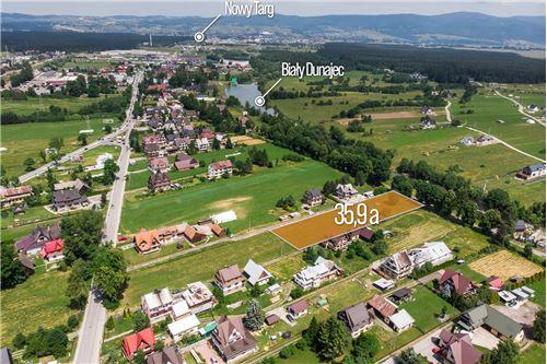 Nezazidljivo zemljišče - Prodamo - Szaflary, Polska - 10 - 470151024-266
