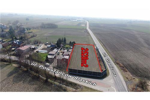 Nieruchomość gruntowa - Sprzedaż - Przyszowice, Polska - 27 - 800041001-672
