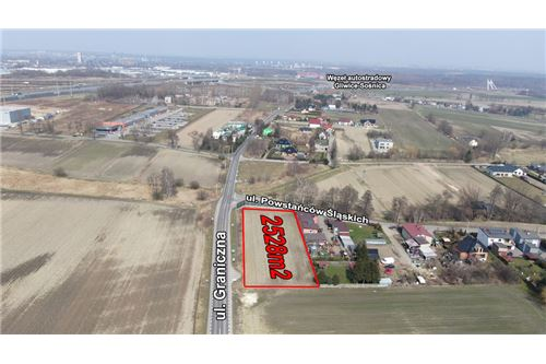 Nieruchomość gruntowa - Sprzedaż - Przyszowice, Polska - 19 - 800041001-672