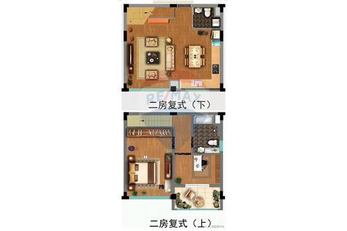 Condo/Apartment - For Sale - Changning,  Gubei, 华园大厦, - 16 - 808009007-13