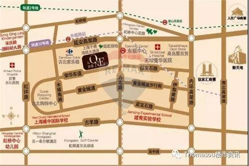 Condo/Apartment - For Sale - Changning,  Gubei, 古北 ONE, - 1 - 808009007-14