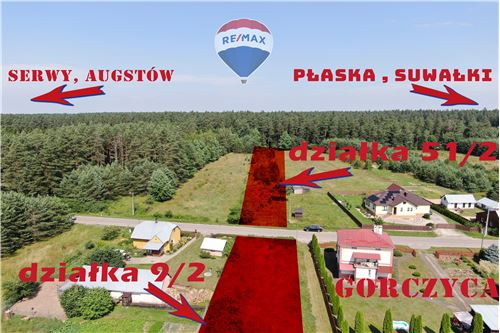 Plot of Land for Hospitality Development - For Sale - Gorczyca, Poland - 13 - 810131026-4