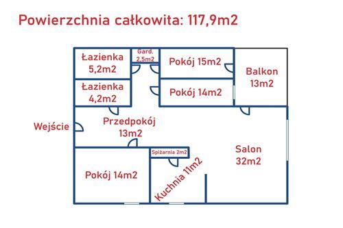 Mieszkanie - Sprzedaż - Warszawa, Polska - 23 - 810251019-5