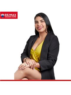 Gabriela Sarango - RE/MAX Golden Home