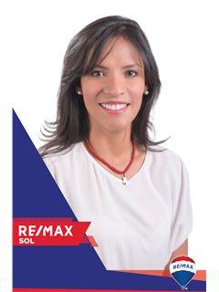 Ma. Belén Medrano - RE/MAX Sol