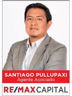 Santiago Pullupaxi - RE/MAX Capital