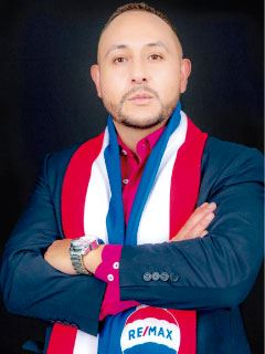 Fabián Báez - RE/MAX Capital 2