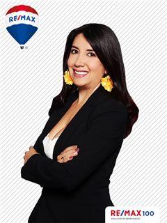 Gerente de Equipo - Karla Durán Apolo - RE/MAX 100