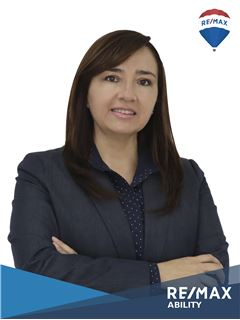 Maria Judith Vasconez - RE/MAX Ability