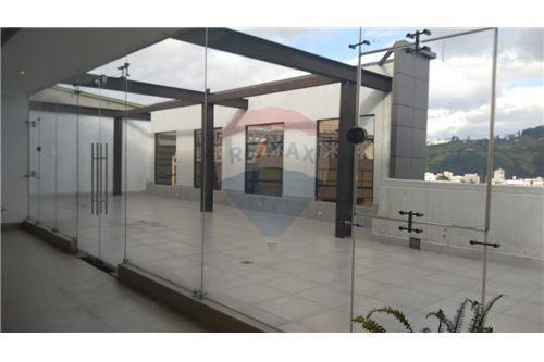 Oficina - De Alquiler - Mariscal Sucre, Ecuador - Terraza comunal - 890091442-9