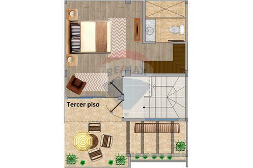 Casa - De Venta - Quito, Ecuador - 64 - 890321250-43