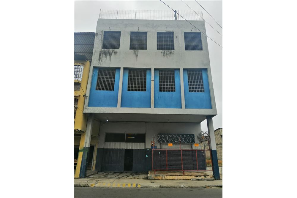 1 216 Sqm Investment For Sale Located At 124 126 Riobamba 124 Y Julian Coronel Centro Guayaquil Centro De Guayaquil Guayaquil Ecuador
