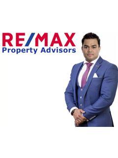 Broker/Owner - Sunny Fahim - RE/MAX Property Advisors