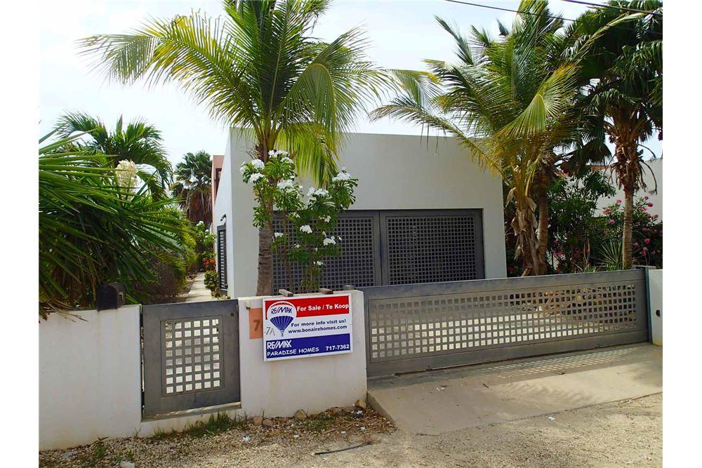 House For Sale, 4 Bedrooms located at Kaya Inglaterra 7A Kralendijk,  Bonaire, Bonaire | Caribbean & Central America