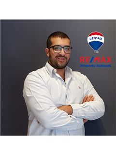 Associate - Shady George - شادى جورج - RE/MAX Property Network- ريـ/ماكس بروبيرتي نيتورك