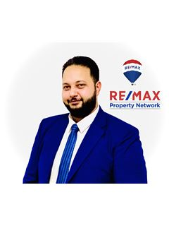 Mohamed Sameh - محمد سامح - RE/MAX Property Network- ريـ/ماكس بروبيرتي نيتورك