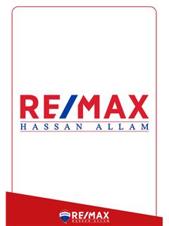 Broker/Owner - Rida Rahim - RE/MAX Hassan Allam - ريـ/ـماكس حسن علام
