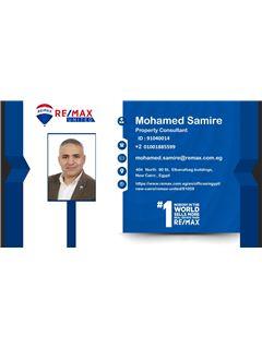 Mohamed Samire - RE/MAX United - ريـ/ـماكس يونيتد