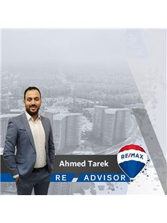 Ahmed Tarek - RE/MAX RE Advisor - ريـ/ـماكس ري ادفيزر