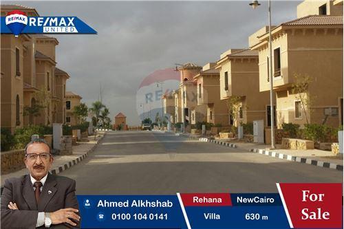 Standalone Villa - For Sale - New Cairo, Egypt - 1 - 910591005-82