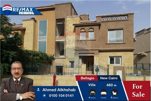 Detached - For Sale - New Cairo, Egypt - 1 - 910591005-77