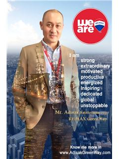 Franchise Owner  - Adisak Satittommarong - RE/MAX GreenWay