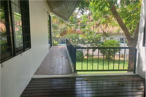 Single House - For Rent/Lease - Watthana, Bangkok - 33 - 920071001-7251
