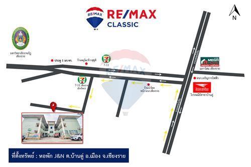 Apartment Building - For Sale - Mueang Chiang Rai, Chiang Rai - 24 - 920141001-530