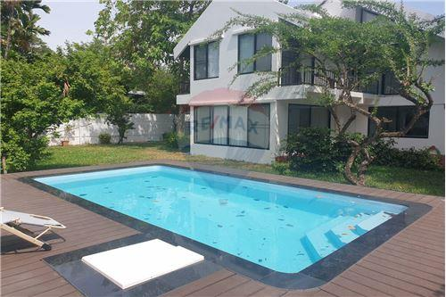 Single House - For Rent/Lease - Watthana, Bangkok - 23 - 920071001-7251